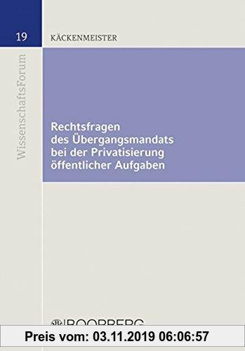 Gebr. - Rechtsfragen des Übergangmandats