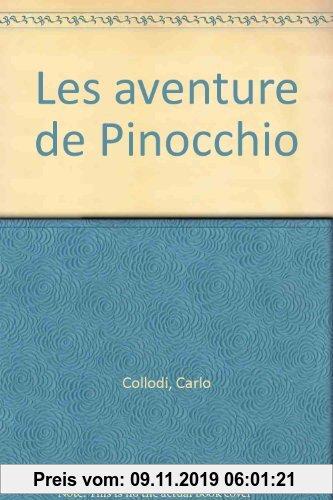 Gebr. - Les aventure de Pinocchio (Contes Preferes)
