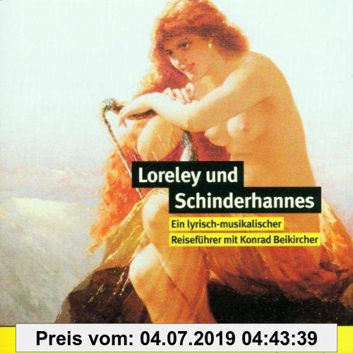 Gebr. - Loreley und Schinderhannes, 1 Audio-CD