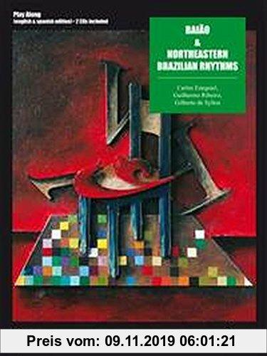 Gebr. - Baião & Northeastern Brazilian Rhythms: Melodie-Instrumente (in C, oder in B, oder in Es, oder in Bassschlüssel). Ausgabe mit 2 CDs.