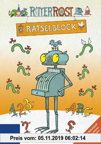 Gebr. - Ritter Rost Rätselblock