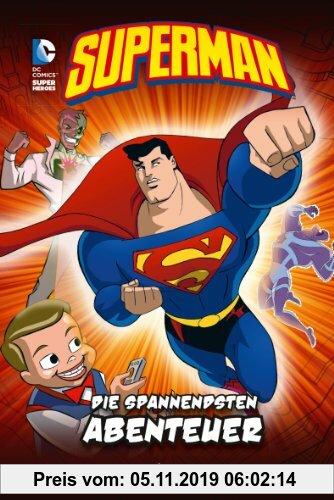 Gebr. - Superman: Die spannendsten Abenteuer: Fischer. Nur für Jungs