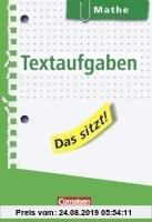 Gebr. - Das sitzt! Mathe. Textaufgaben: Heft im Hosentaschenformat