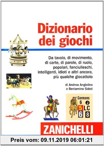 Gebr. - Dizionario dei giochi
