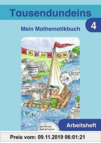 Gebr. - Tausendundeins - Ausgabe für Grundschulen in Bayern: Arbeitsheft 4