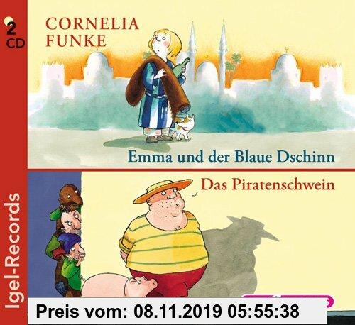 Gebr. - Emma und der Blaue Dschinn / Das Piratenschwein