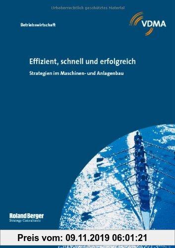 Gebr. - Effizient, schnell und erfolgreich: Strategien im Maschinen- und Anlagenbau