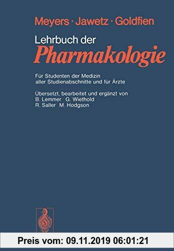 Gebr. - Lehrbuch der Pharmakologie: Für Studenten der Medizin aller Studienabschnitte und für Ärzte