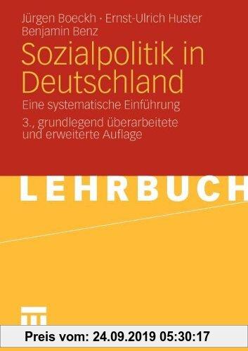 Gebr. - Sozialpolitik in Deutschland: Eine systematische Einführung