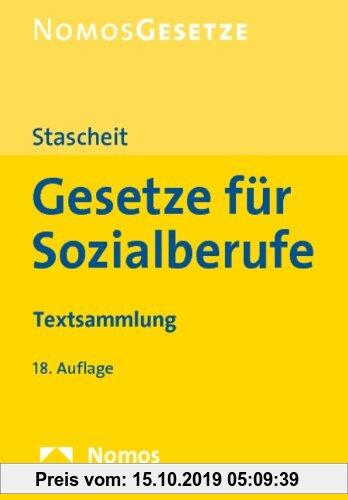 Gebr. - Gesetze für Sozialberufe: Textsammlung