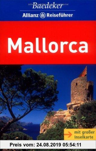 Gebr. - Baedeker Allianz Reiseführer Mallorca