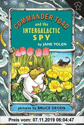 Gebr. - Commander Toad and the Intergalactic Spy