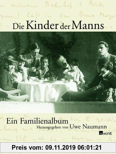 Gebr. - Die Kinder der Manns: Ein Familienalbum