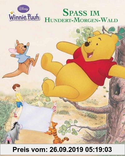 Gebr. - Winnie Puuh Spass im Hundert-Morgen-Wald