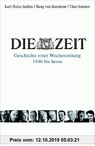 Gebr. - Die Zeit: Geschichte einer Wochenzeitung - 1946 bis heute -