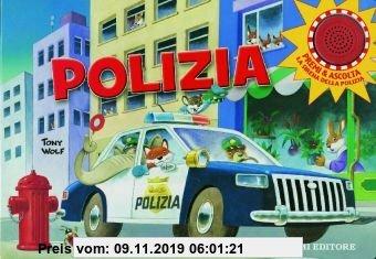 Gebr. - Die Polizei (Pappebuch)