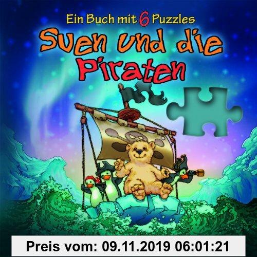 Gebr. - Sven und die Piraten - Puzzlebuch