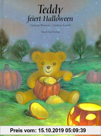 Gebr. - Teddy feiert Halloween