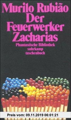 Gebr. - Der Feuerwerker Zacharias: Erzählungen (suhrkamp taschenbuch)