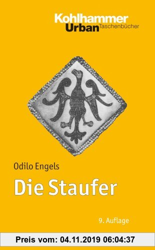 Gebr. - Die Staufer  - Mit Literaturnachträgen von Gerhard Lubich (Urban-Taschenbucher)