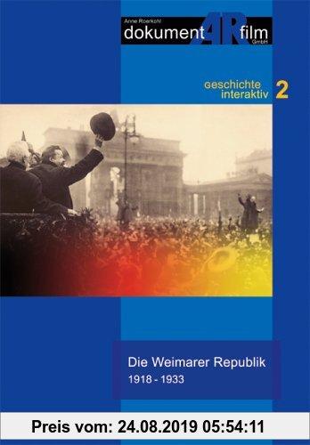 Gebr. - Die Weimarer Republik 1918-1933, 1 DVD-Video