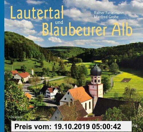 Gebr. - Lautertal und Blaubeurer Alb: Deutsch, English, Français