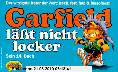 Gebr. - Garfield, Bd.14, Garfield läßt nicht locker