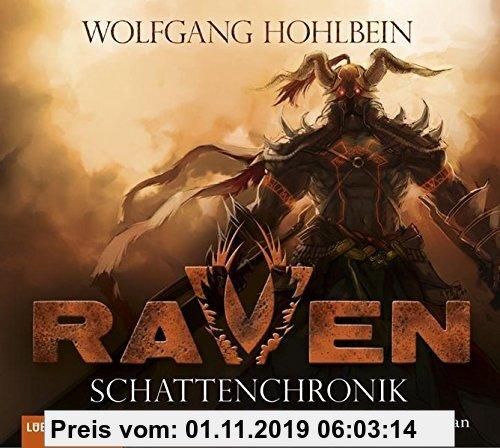 Gebr. - Raven - Schattenchronik: Sechs Romane in einem Band