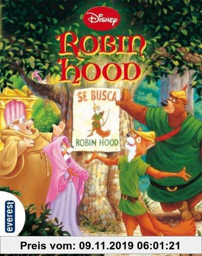 Gebr. - Robin Hood (Nueva antología Disney)