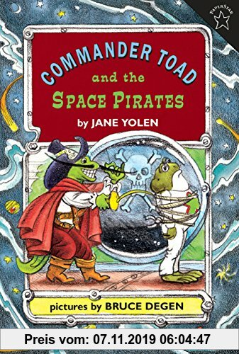Gebr. - Commander Toad and the Space Pirates
