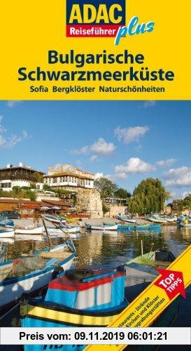 Gebr. - ADAC Reiseführer plus Bulgarische Schwarzmeerküste: Mit extra Karte zum Herausnehmen: Sofia. Bergklöster. Naturschönheiten