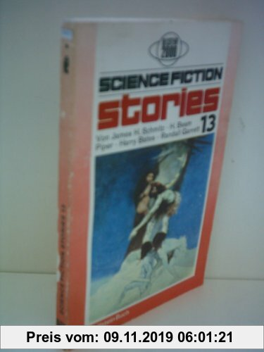 Gebr. - Walter Spiegl: Science Fiction Stories