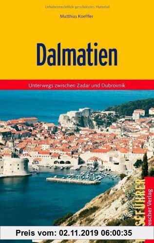 Gebr. - Dalmatien: Unterwegs zwischen Zadar und Dubrovnik