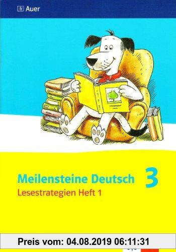 Gebr. - Meilensteine Deutsch - Lesestr