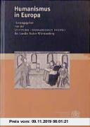 Gebr. - Humanismus in Europa (Bibliothek Der Klassischen Altertumswissenschaften, Neue Folge, 1. Reihe)