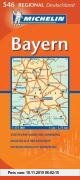Gebr. - Bayern (Michelin Regionalkarte)