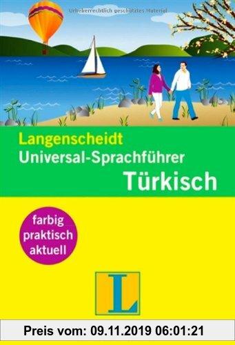 Gebr. - Langenscheidt Universal-Sprachführer Türkisch: Der handliche Reisewortschatz