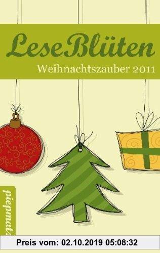 Gebr. - LeseBlüten Band 6 - Weihnachtszauber 2011