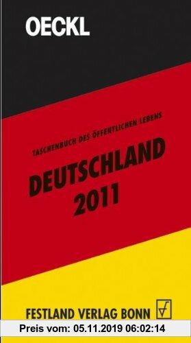 Gebr. - OECKL. Taschenbuch des Öffentlichen Lebens Deutschland 2011: Buchausgabe