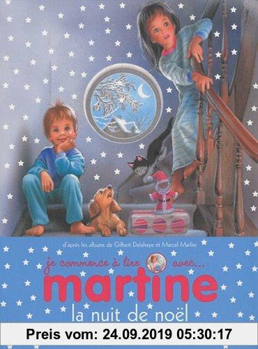 Gebr. - Je commence à lire avec Martine, Tome 15 : La nuit de noël