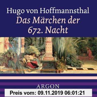 Gebr. - Das Märchen der 672. Nacht. CD.