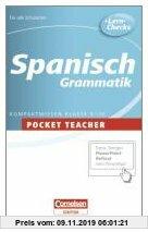 Gebr. - Spanisch Grammatik: Kompaktwissen Klasse 5-10