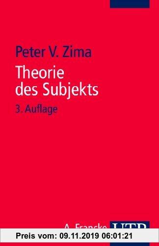 Gebr. - Theorie des Subjekts: Subjektivität und Identität zwischen Modern und Postmoderne