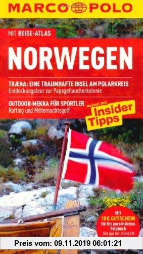 Gebr. - Norwegen: Reisen mit Insider-Tipps. Mit Reiseatlas