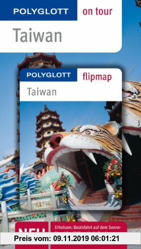 Gebr. - Taiwan: Polyglott on tour mit Flipmap