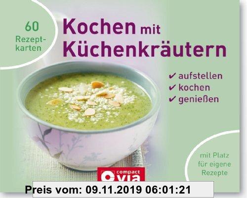 Gebr. - Kräuterküche: Ringbuch mit Kochkarten