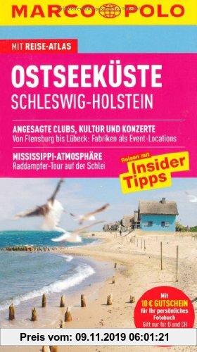 Gebr. - MARCO POLO Reiseführer Ostseeküste, Schleswig-Holstein: Reisen mit Insider-Tipps