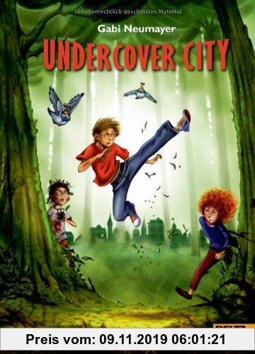 Gebr. - Undercover City: Der Unsichtbare im Wald