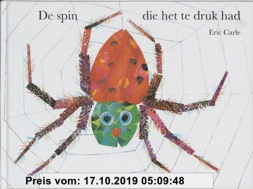 Gebr. - De spin die het te druk had (Gottmer-prentenboek)