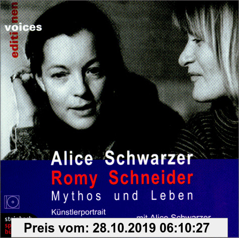Gebr. - Romy Schneider, Mythos und Leben, 3 Audio-CD